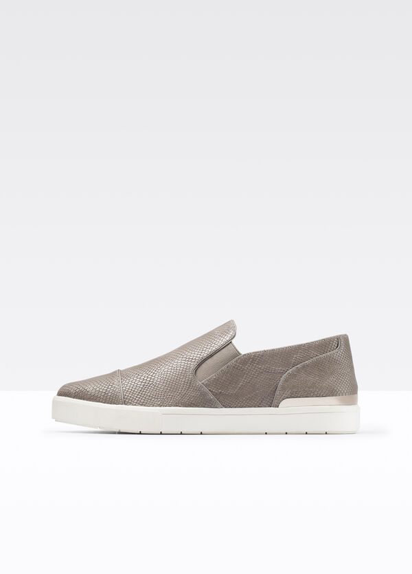 Philipa Mixed Media Sneaker