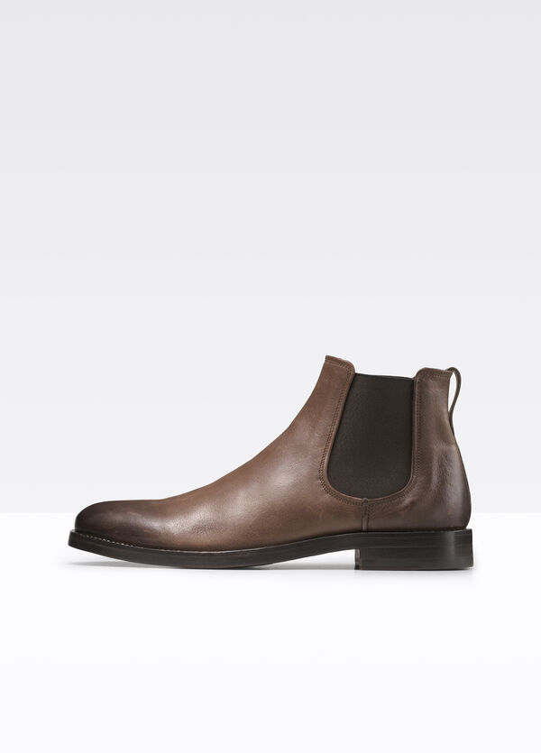 Winslow Leather Chelsea Boot