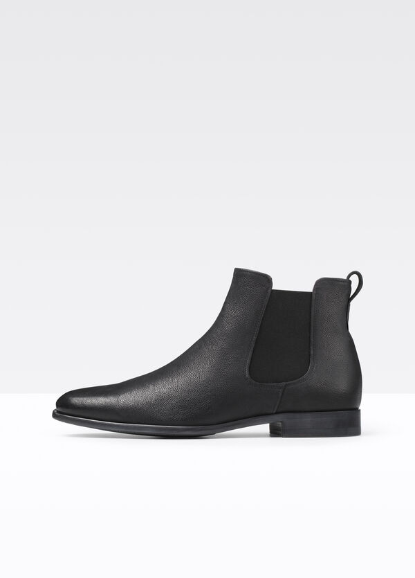 Arthur Washed Nubuck Chelsea Boot
