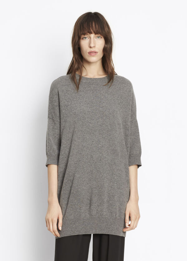 Cashmere Slouch Sweater