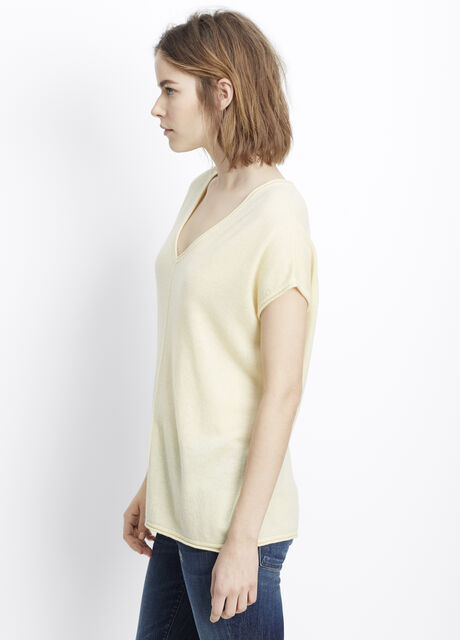 Cashmere Cocoon Sweater