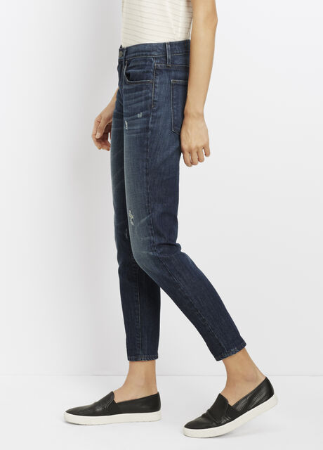 Mason Relaxed Rolled Jean