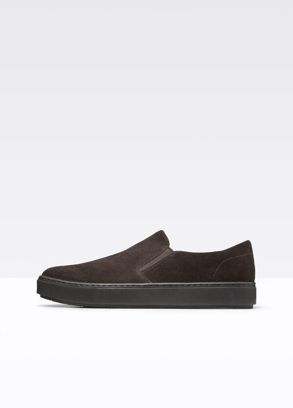 Levi Sport Suede Sneaker