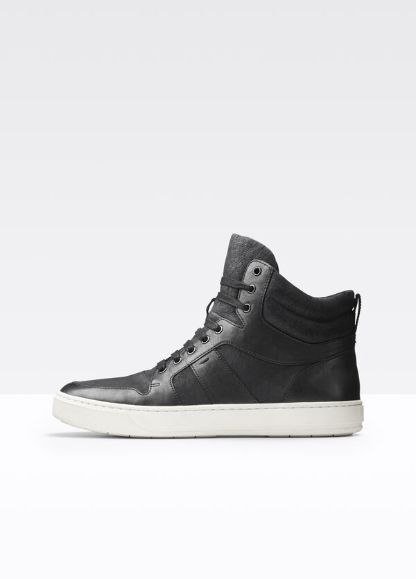 Adam Leather Sneaker