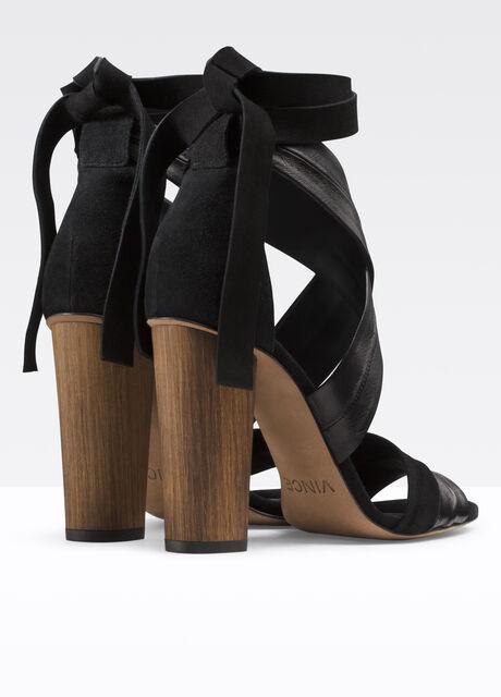 Beatrice Block Heeled Sandal