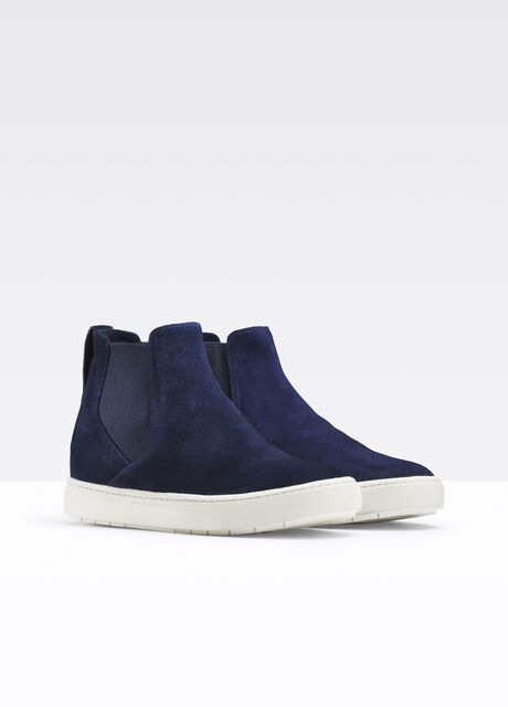 Newlyn Sport Suede Sneaker