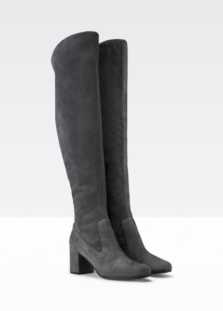 Blythe Suede Boot