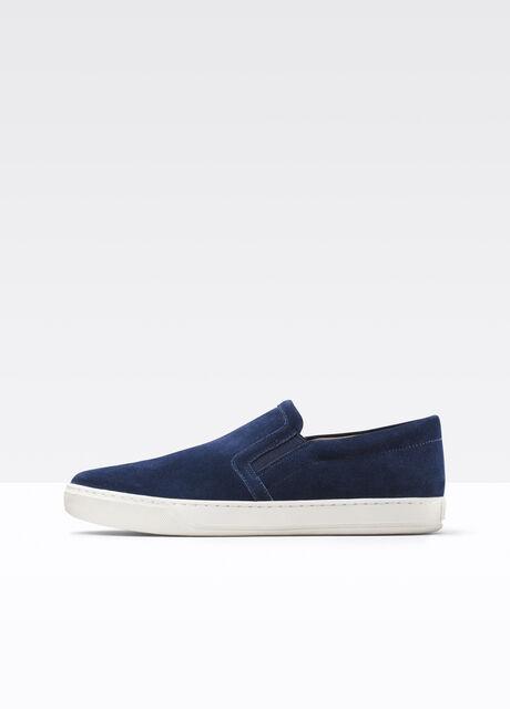 Barron Sport Suede Sneaker