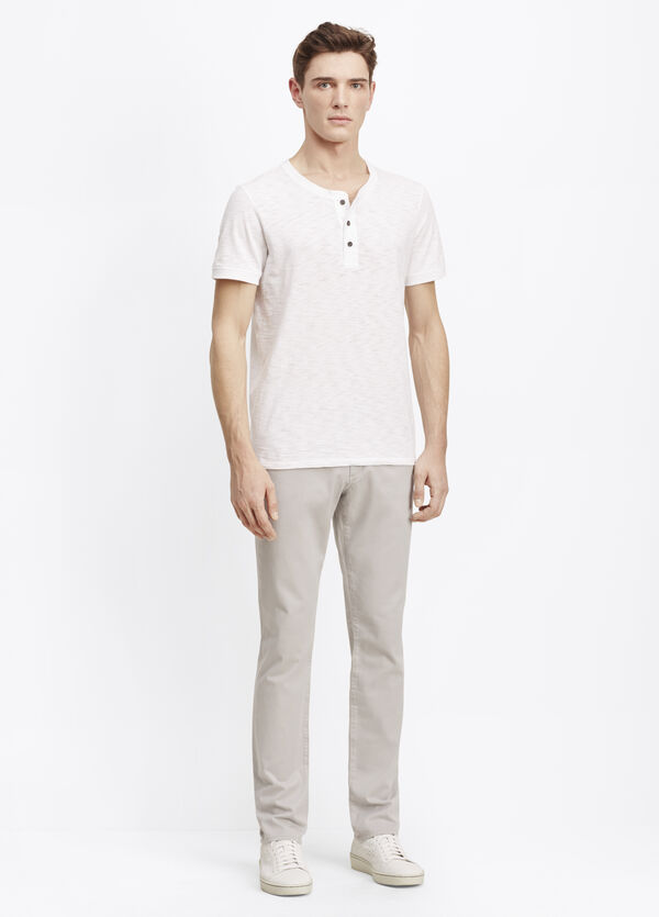 Essential Stretch Twill SoHo Trouser