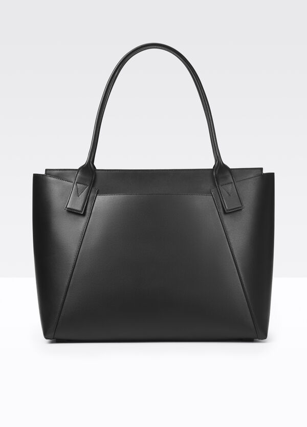Vince City Collection Medium E/W Tote