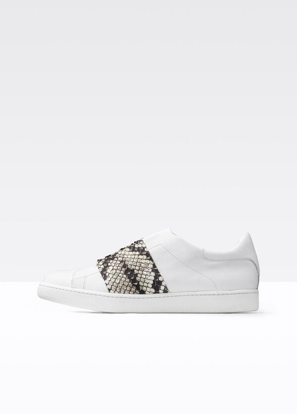 Vista Leather Sneaker