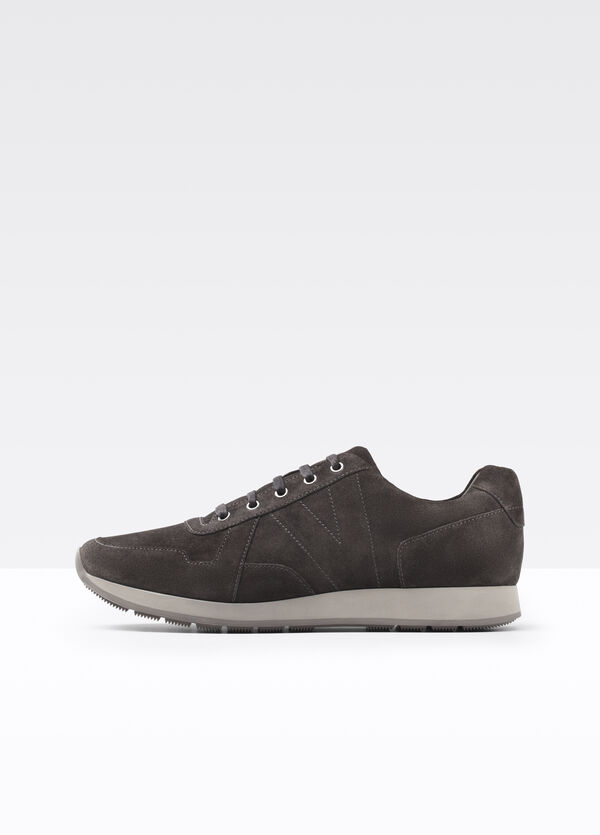 Percy Sport Suede Trainer