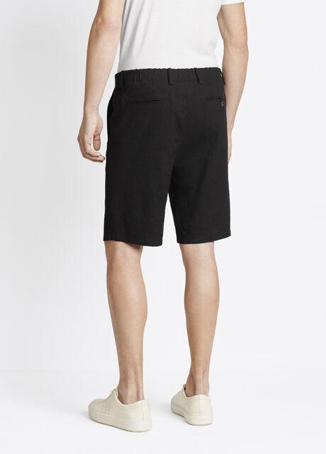 Tech Linen Pull-On Short