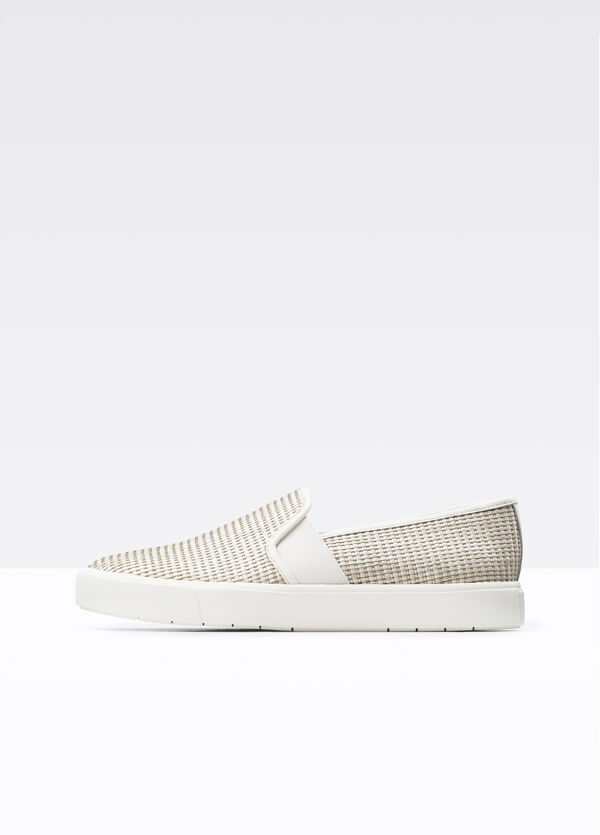 Blair Woven Jute Sneaker