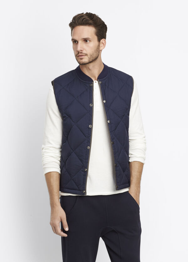 Quilted Down Liner Vest