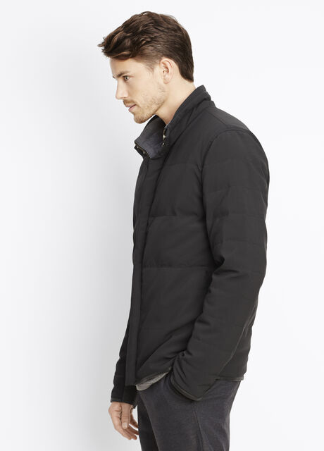 Micro Twill Reversible Jacket