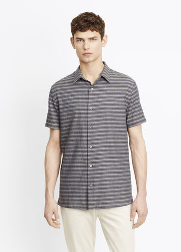 Melrose Short Sleeve Button Up