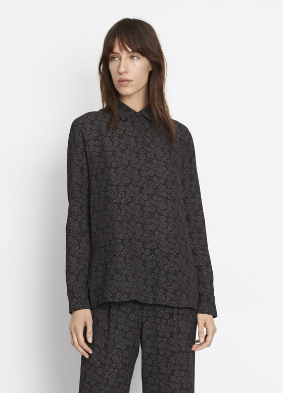 Covered Placket Shirt