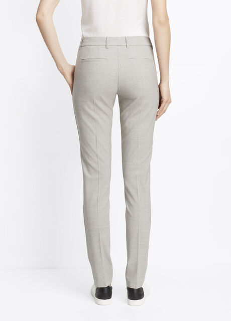 Side Strapping Trouser
