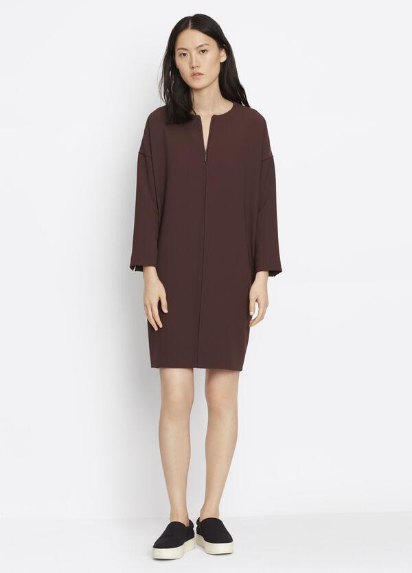 Seam Front Dress
