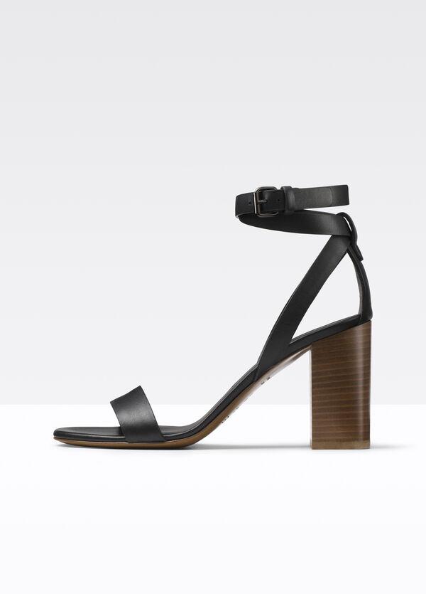 Farley Block Heeled Sandal