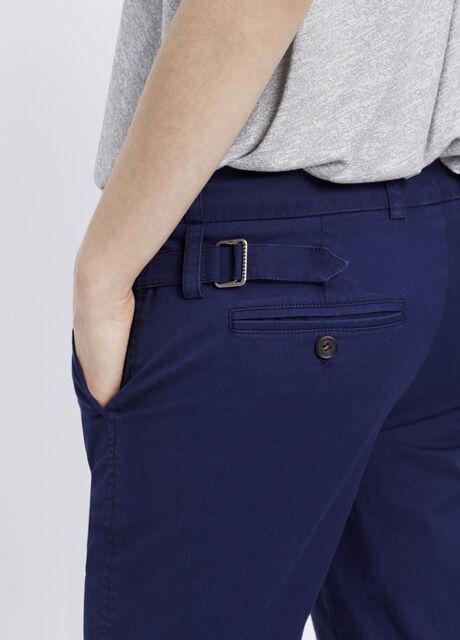 Vintage Twill Bermuda Short