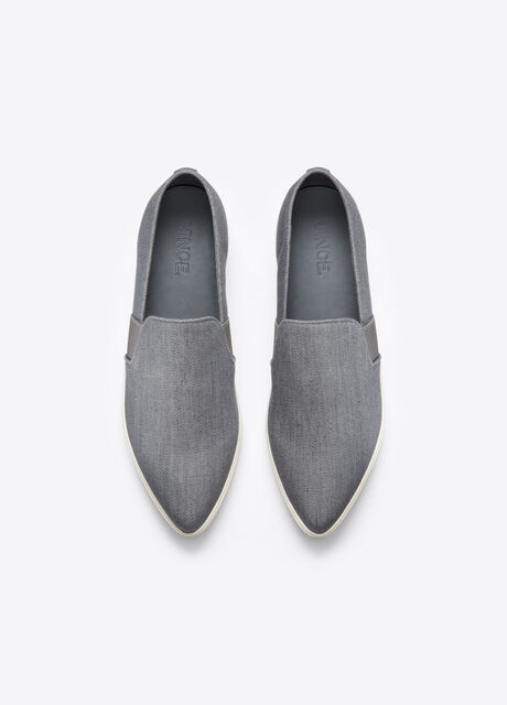 Pierece Denim Sneaker