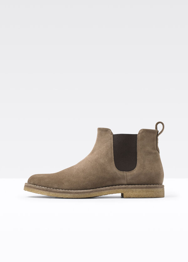 Sawyer Sport Suede Chelsea Boot