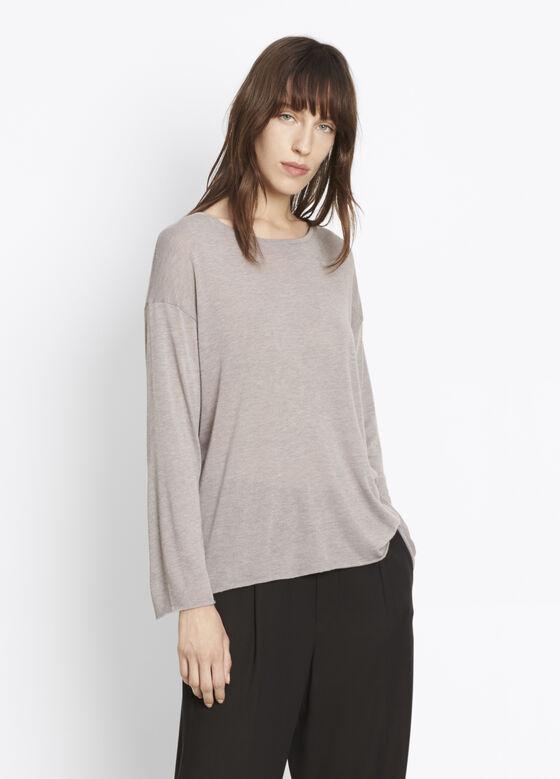 Three-Quarter Sleeve Knit