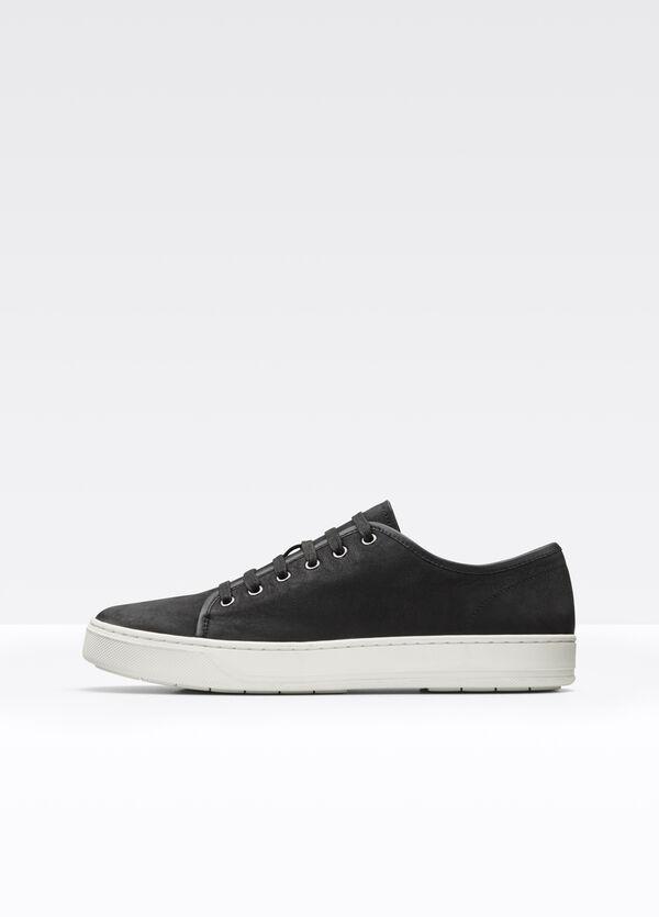 Austin Nubuck Leather Sneaker