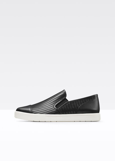 Paeyre Perforated Leather Sneaker