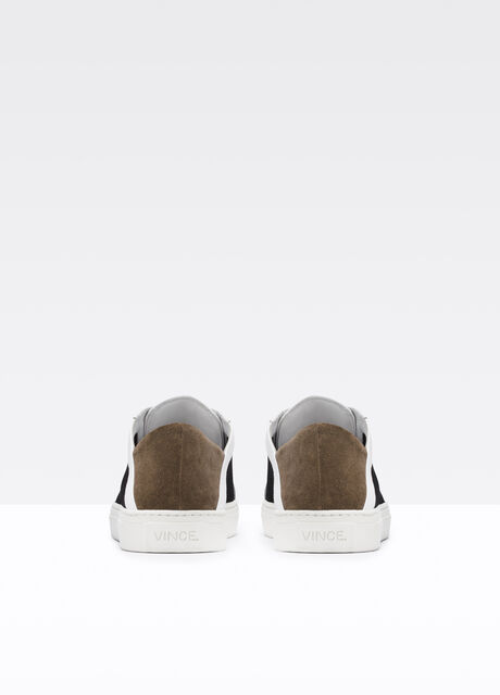 Anette Mixed Media Sneaker