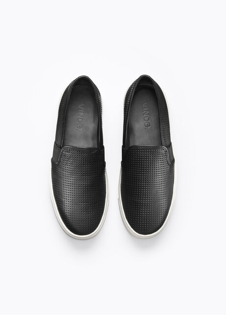 Blair Perforated Leather Sneaker