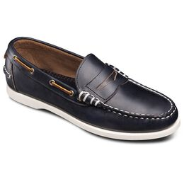 Kirkwood, 10192 Navy Leather, blockout