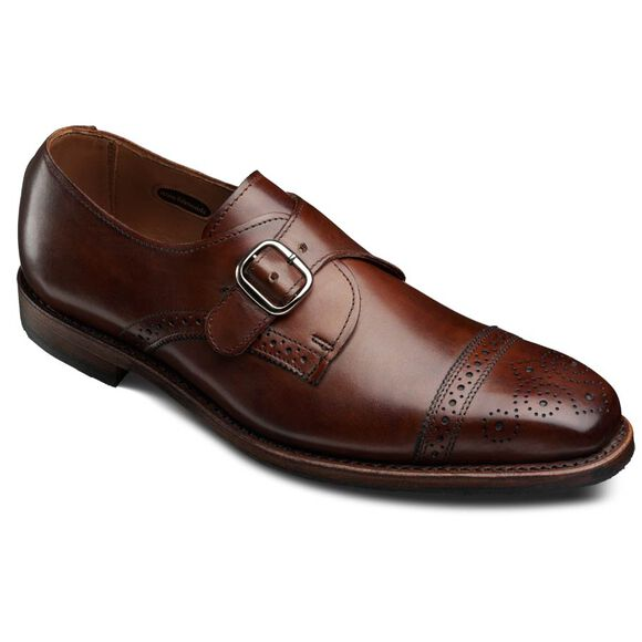 Franciscan Monk Straps, 5315 Dark Chili, blockout