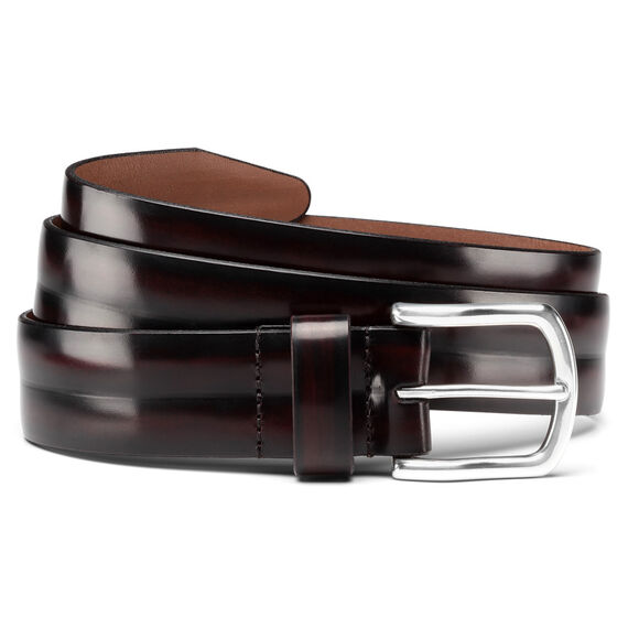 manistee s premium leather dress belts by allen edmonds