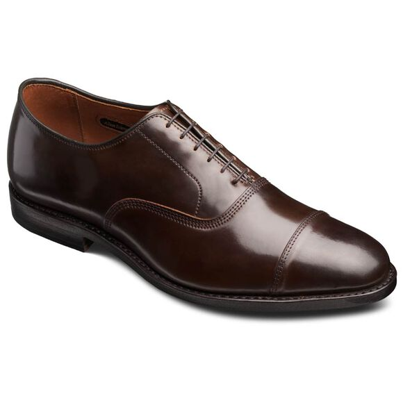, 5925 Brown Genuine Shell Cordovan, blockout