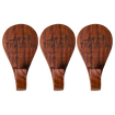 Grill Hopper Magnetic Wooden Hooks - 3 Piece