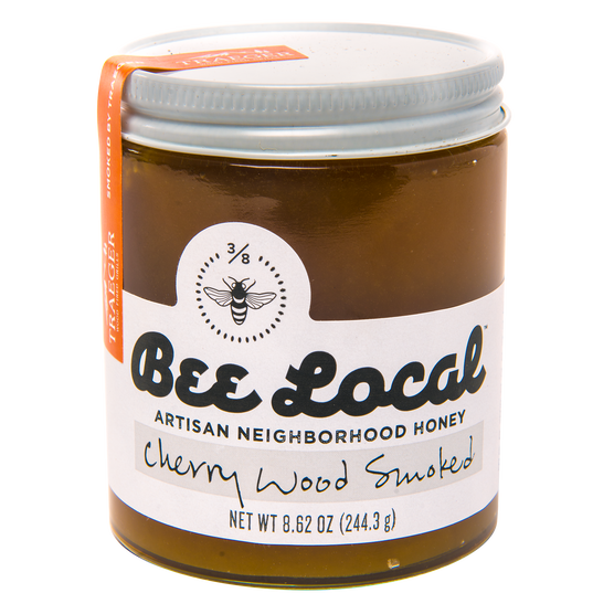 Bee Local Cherry Wood Smoked Honey