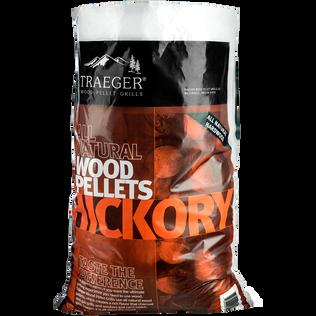 Hickory BBQ Hardwood