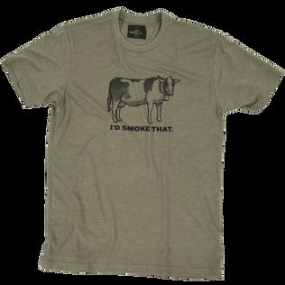 I'd Smoke That Cow T-Shirt