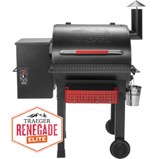 Renegade Elite Grill