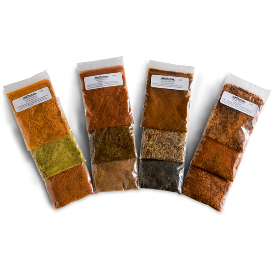 Traeger Spice Sampler Kit