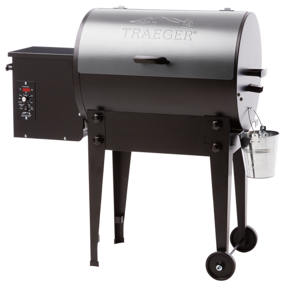 Tailgater Grill - Silver
