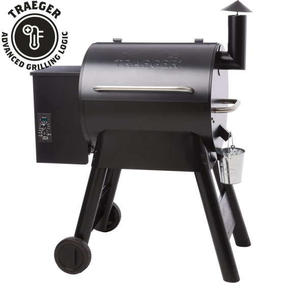 Pro Series 22 Grill - Blue