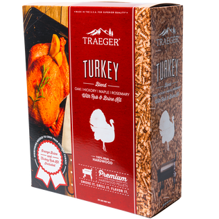 Turkey Pellet Blend w/ Brine Kit