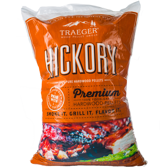Hickory Grill Wood Pellets