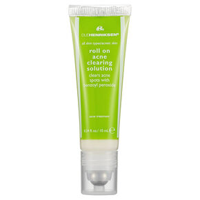 roll-on acne clearing solution