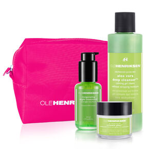 clear + calm regimen set
