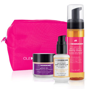 renew + hydrate regimen set,